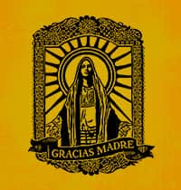 this is the logo of restaurant called Gracias Madre in San Francisco, California
